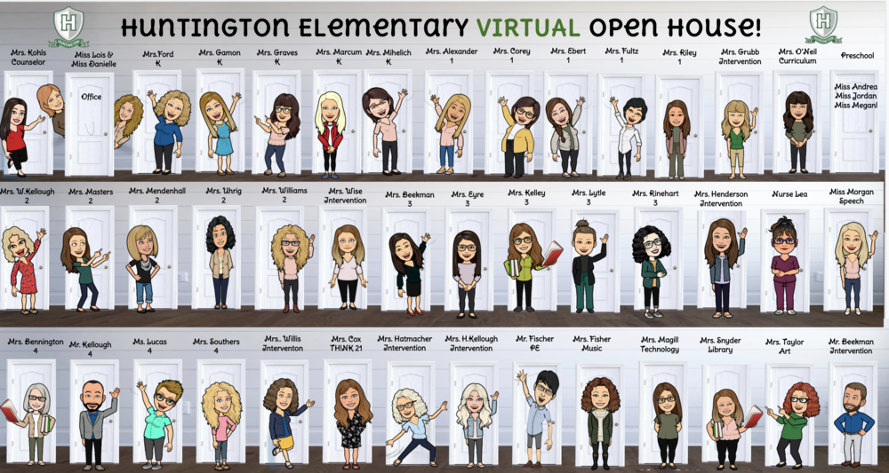 Elementary Virtual Open House