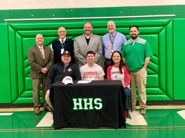 Beeler Signs with Concordia University