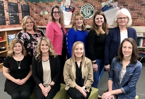 Huntington Educators Named Outstanding Educator Team